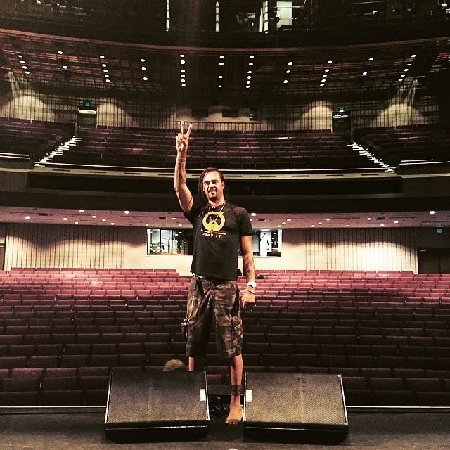 Franti sends it #Repost @michaelfranti