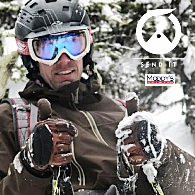 Truckee!! Come down to @moodysbistrobarbeats on MARCH 12 to learn about the Send It Foundation. The Send It team will present about Jamie Schou's story, vision and plan to bring joy and positivity to young adult cancer fighters through outdoor...