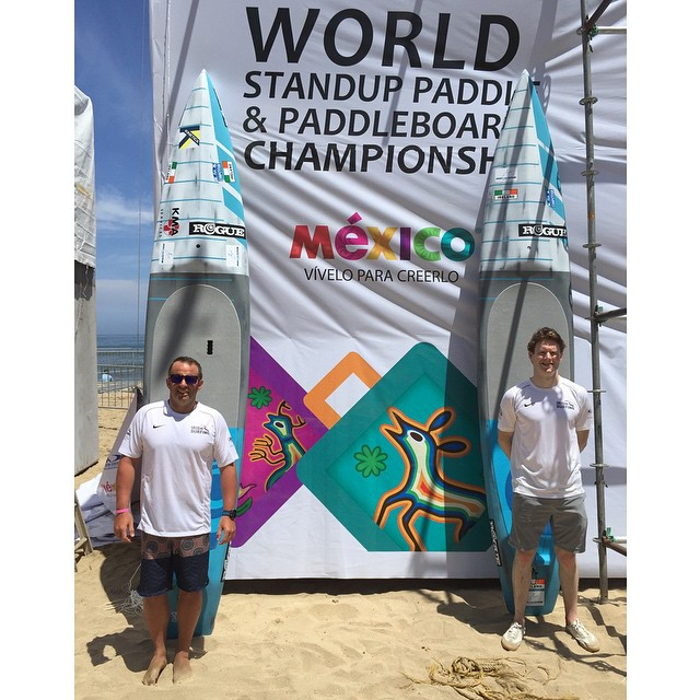 Found some Irish guys in the Sand. Go team Ireland! #roguesup #sayulita #ISAWSUPPC #isaworlds