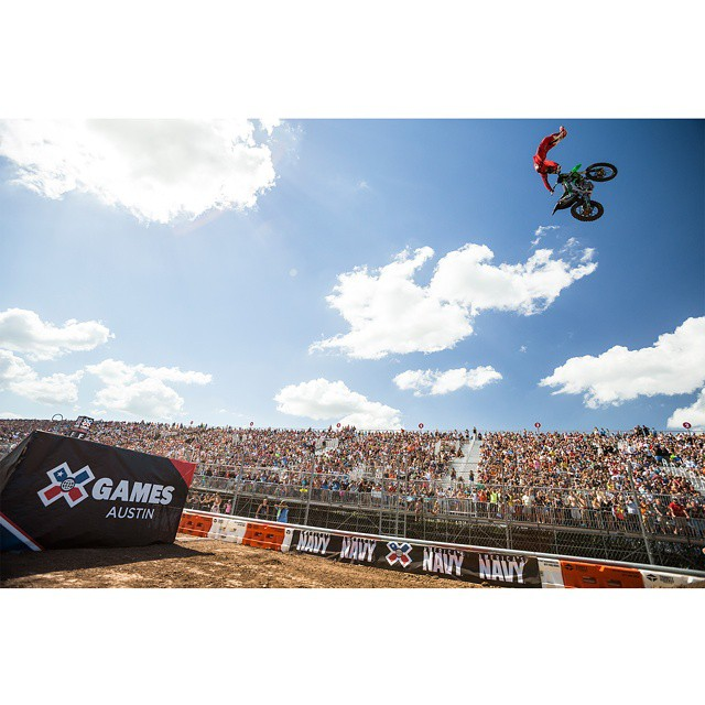 June 4 is only 25 days away! #XGames (