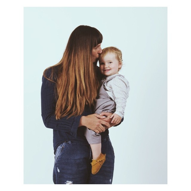Being a Mother is pretty sweet! Happy Mother's Day x photo: @_lucrecia_