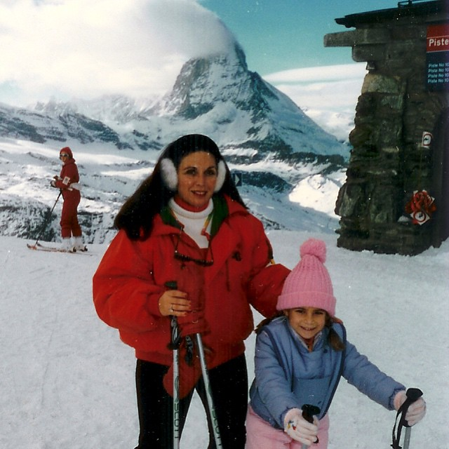 Happy Mother's Day to my awesome mom who instilled in me my adventurous spirit! Love You! #mothersday