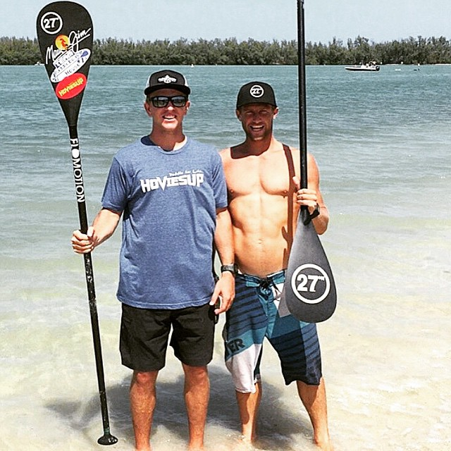 Congrats @joshriccio on the 3rd place finish at this years Miami Orange Bowl Paddle Championships! #roguesup