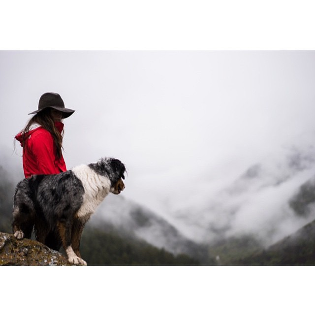 A girl and her dog have a strong bond. A girl and her hat can be a whole other story. Regram from @keniclayton as she wears The Lee. #coalheadwear