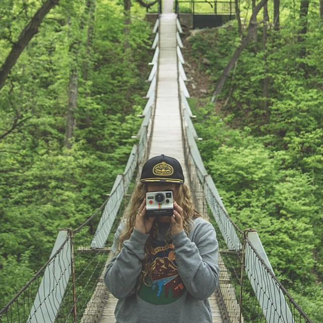 Find adventure in your own backyard! Rad photo and advice from @altitudefoto in Iowa #meetmypark #radparks #parksproject