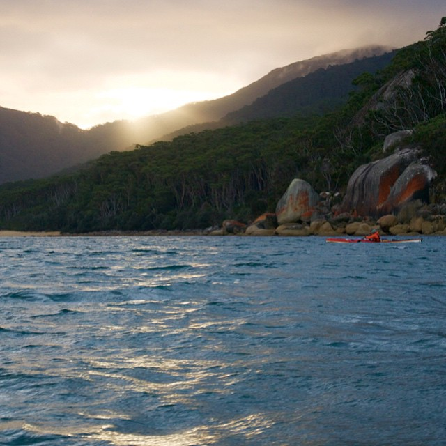 It's scenery like this that Wilsons Promontory National Park is famous for. Thanks to