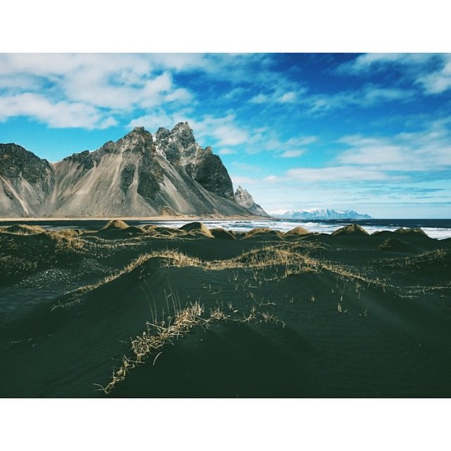 Our old friend and very talented image capturer @caseyfyfe_ is currently jaunting through Iceland among some the planet's most impressive landscape. Peep her feed. It's Way Out There. _ #desolationsupply #DESO #itswayoutthere