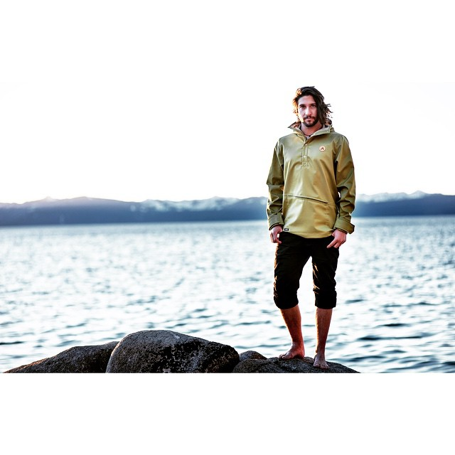 Our @desolationsupply [Ropi] Anorak soft shell is just warm enough to keep you comfortable during those cool summer nights.  The name came from one of our favorite lakes in Desolation Wilderness. We suggest checking it out.  Photo:...