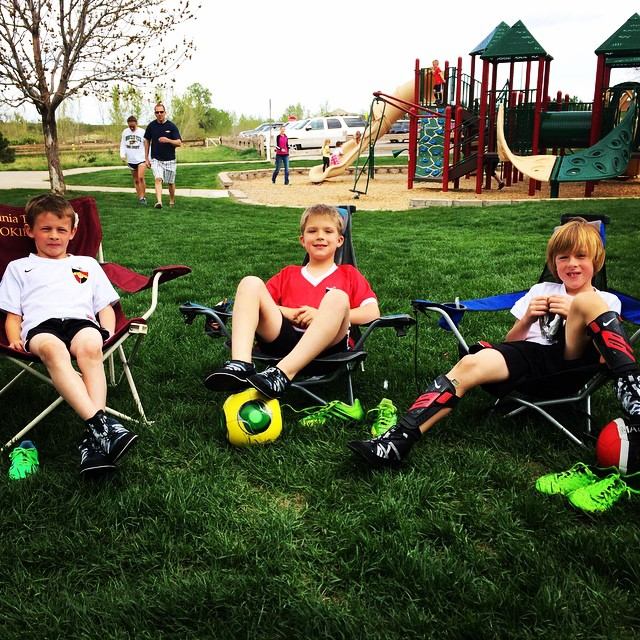 Pakems are also awesome for kids to slip on after a long day on the pitch!! #soccer #takeoffthecleats #relaxhappy #thebodie #designyourownshoe #bekind