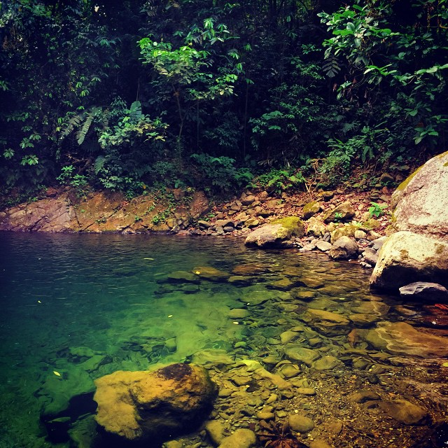 What color do you associate with #CostaRica?  #WaterlustWednesday