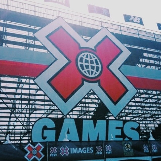 #tbt The 2009 @xgames were a blast! Looking forward to more great #memories! Thanks @espn & @salmasekela!