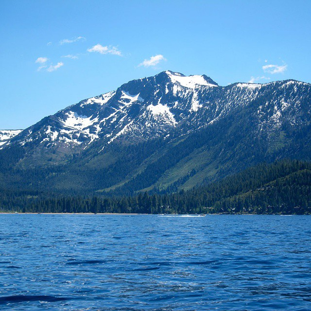 For this weeks #WhereOn89, what's the name of this iconic Lake Tahoe mountain? Post your answer to be entered to win a #CA89 goodie bag!