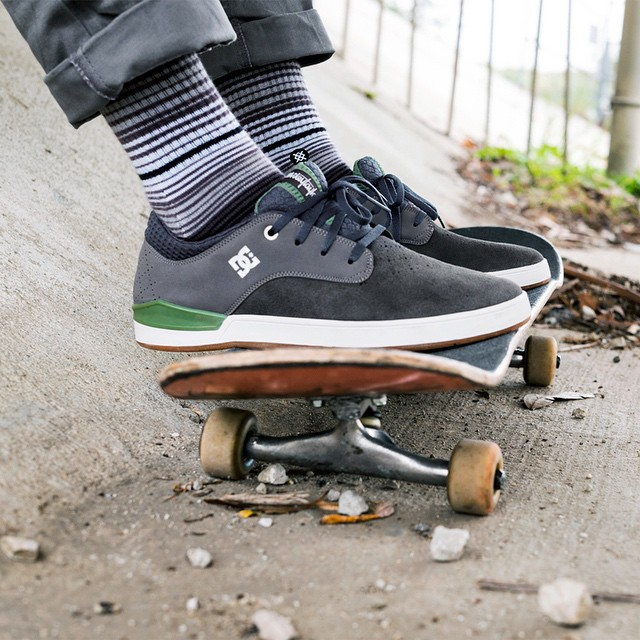 The new #MikeyTaylor2 looks great and skates even better. Get a pair and see for yourself. dcshoes.com/mikeytaylor2 @mikeytaylor1 #DCShoes