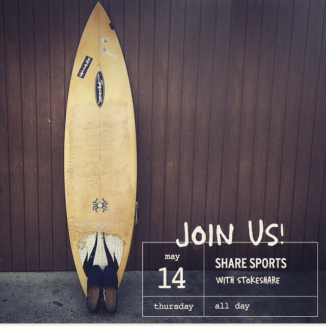 Hey LA! Head to @tomsflagshipstore today and donate your used sports gear to get 20% off Toms Classics! All gently used equipment will be donated to @stokedorg, thanks to @stokeshare. It's a win win! #toms #stoked #skate #surf #outdoors #nature @stoked_la