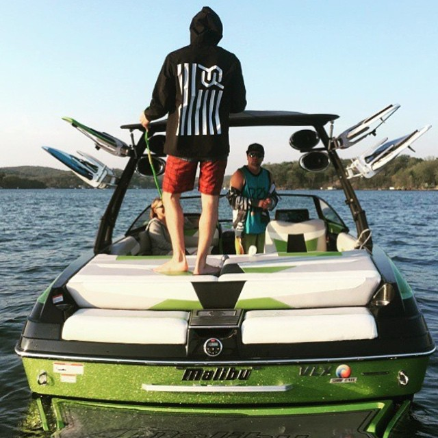 Thanks for the photo @nvanzile #malibuboats #lakehopatcong #JustSendIt #wakeboarding #wakesurf #vlx #wakesetter @lhmwakeshop