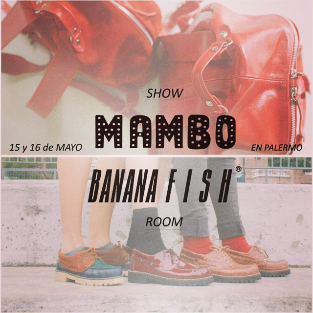 Mañana y pasado showroom en Palermo! 20% OFF