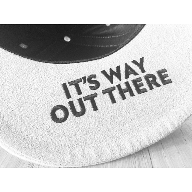 Coming soon to a noggin near you. _ #desolationsupply #DESO #itswayoutthere #madeinCA