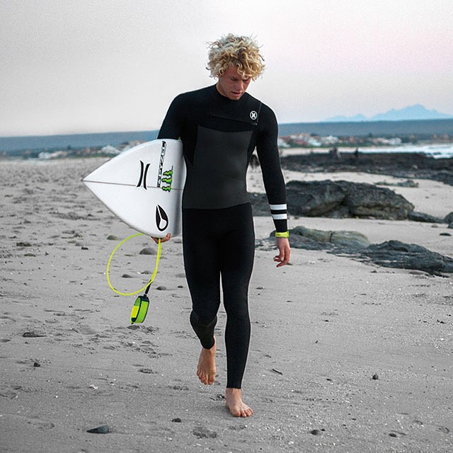 """...I challenged the guys at Nixon by asking how thin we could get it. I'm stoked on the result.  Its perfect..."" @john_john_florence Read more about how the COMP was created at Nixon.com/Happenings"
