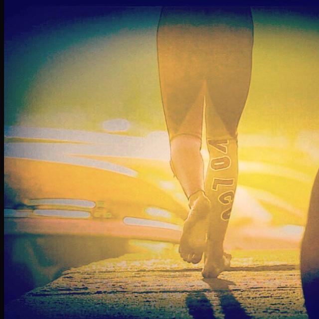 Llego el esperado viernes! No dejes de caminar con paso firme hacia tus objetivos! Buen fin de semana familia!