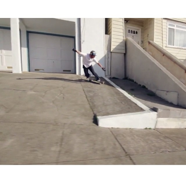 @_jensen_7 slays SF in his newest video we just dropped! Go check it out on our FB page!