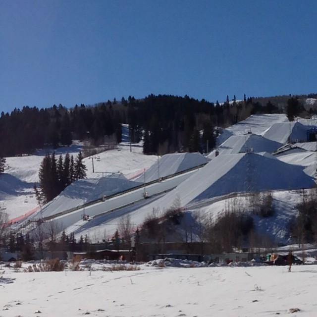 Hello Buttermilk! That Slope line is a thing of beauty. #xgames