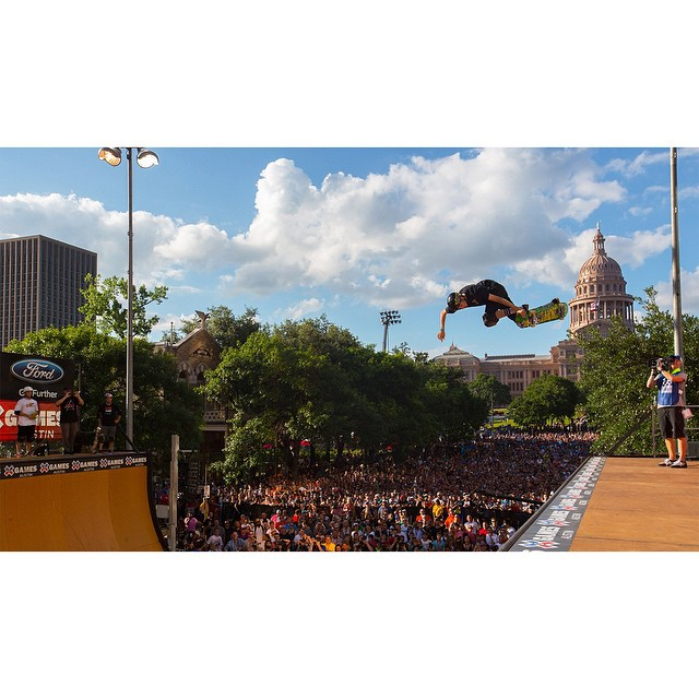 #XGames Austin is only 20 days away! (