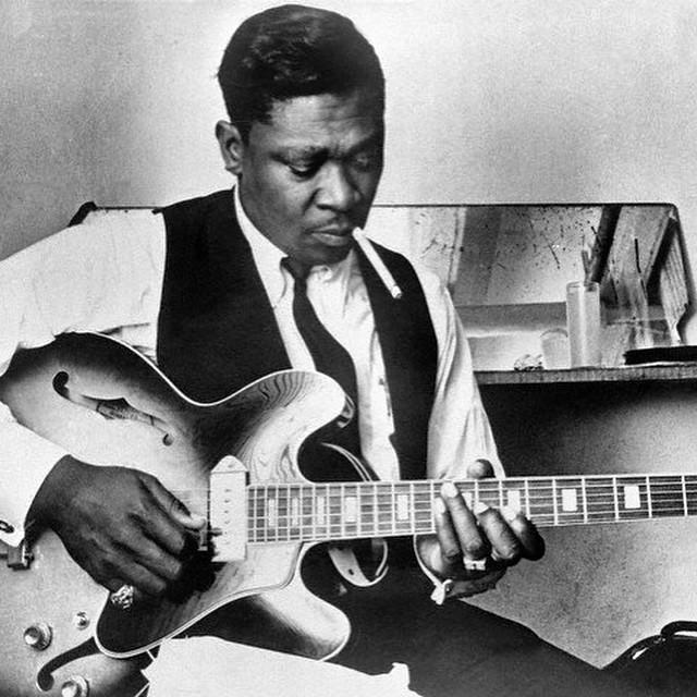 RIP B.B. King