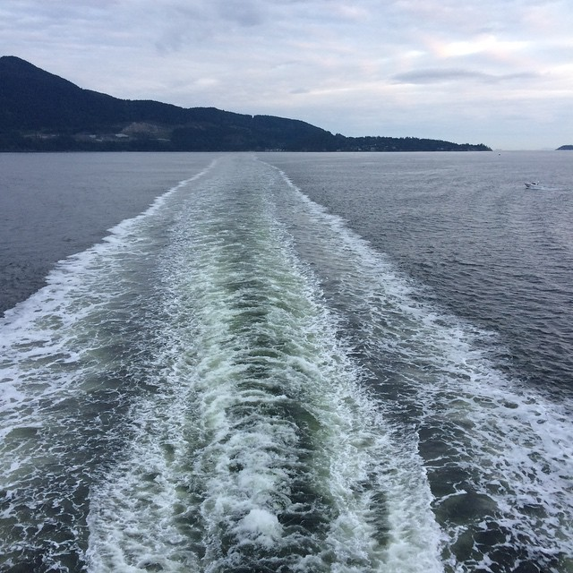 Danger Bay bound, going to be a good weekend on the beautiful Sunshine Coast in British Columbia! #db14 #dangerbay #dblongboards