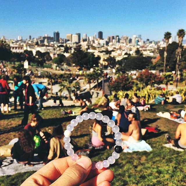 Surround yourself with good times and great company #livelokai Thanks @reillyspree