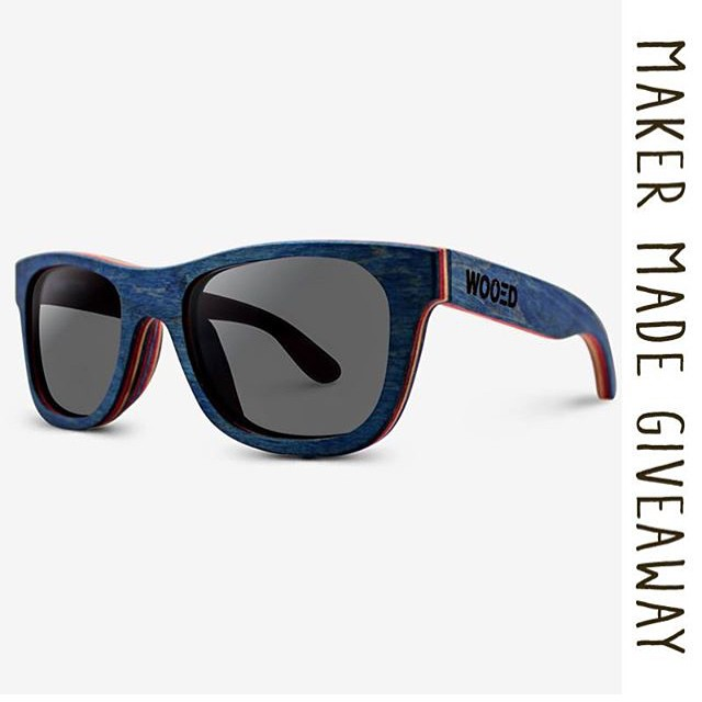 @scoutmobshoppe is giving away a pair of our glasses. Find them on FB and enter to win!