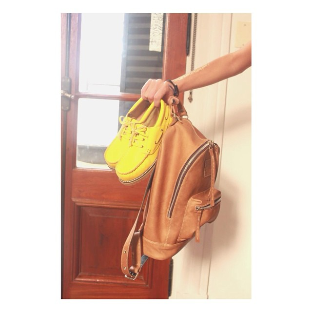 @mambobackpacks + @bananafishzapatos | Showroom en Palermo | último día 20% OFF
