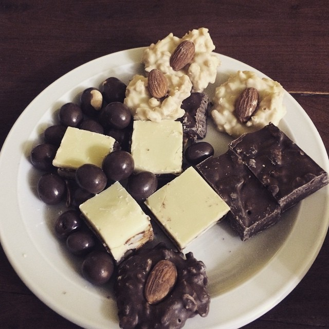 Chocolatitos para ver #TWD