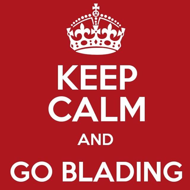 Hell yeah!!! #Blading #UrbanSkating #AntiStress