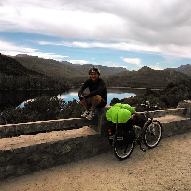 Se nos acaba la joda, muchachos!!! #EndOfTrip #7Lagos #Argentina #Bike #Cicloturismo #Freedom #Happiness