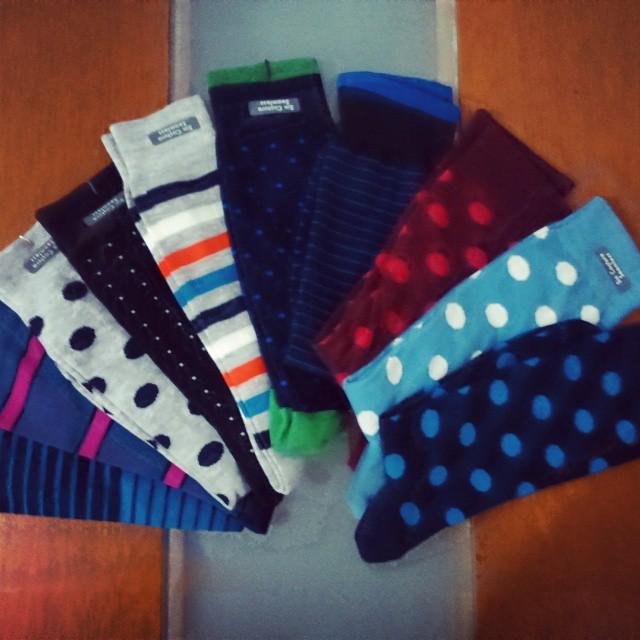 Ok, ahora sí estoy listo listo, llevame Barba. Llegó @voesocks!!!! #Socks #Vöe #Addiction #RockMySock!