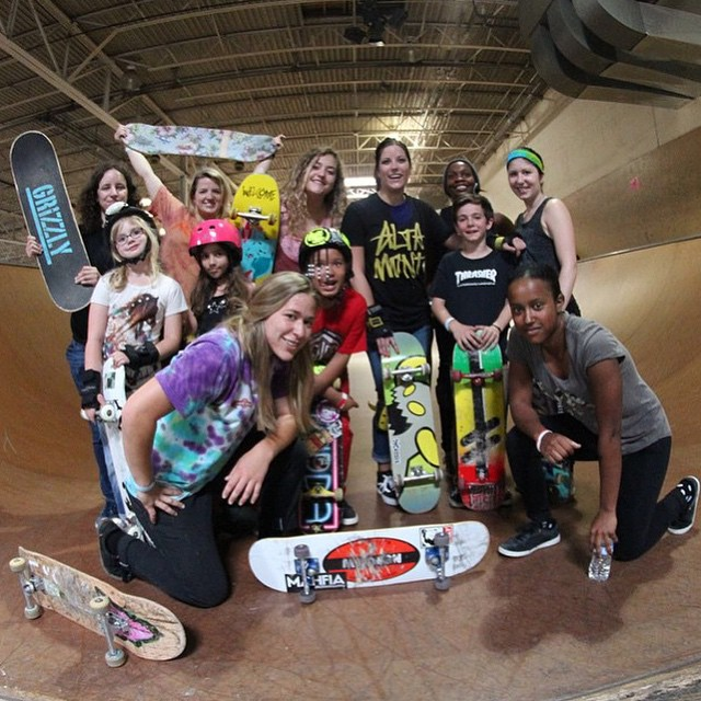 Great sesh today @modernskate Thanks to all that came out