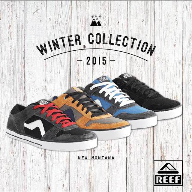 Vení a buscar las zapas New Montana a nuestros #ReefStores #Unicenter #ReefMDP #Marpla #AbastoShopping #AltoAvellaneda #PlazaOeste #JustPassingThrough