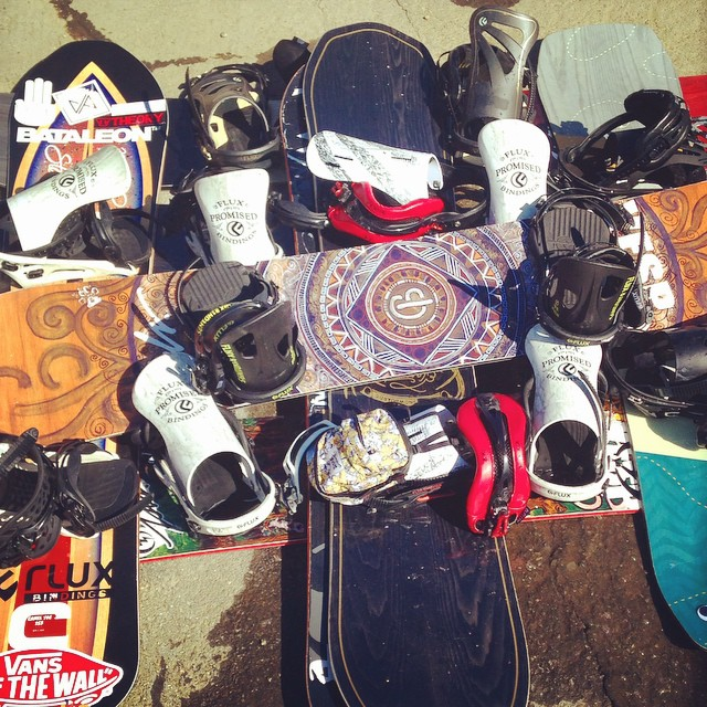 So many #FluxBindings ready for use!