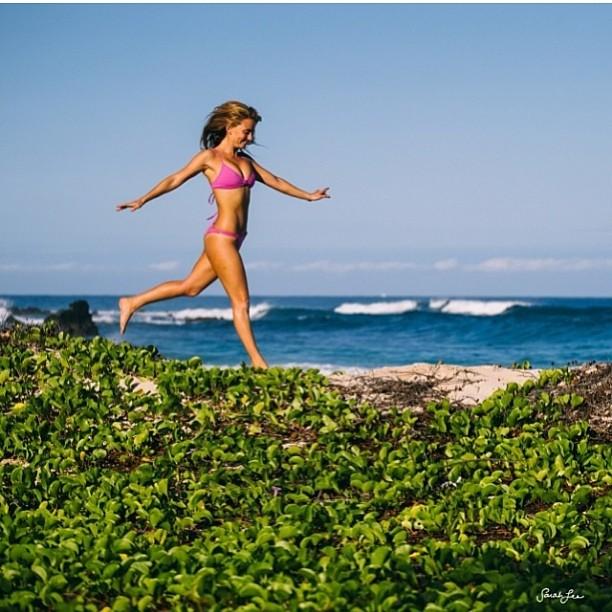 @alisonsadventures #loving her #pink #bikinis #malama #sarahleephoto #happysaturday #happycoachella