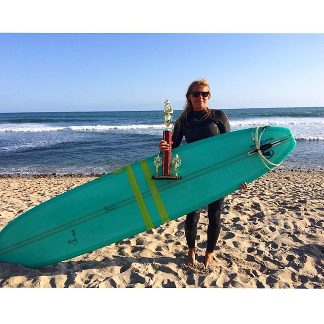 Big congrats to @kayruh_walrus of Half Moon Bay for taking 3rd place at the California SSS State Championships!