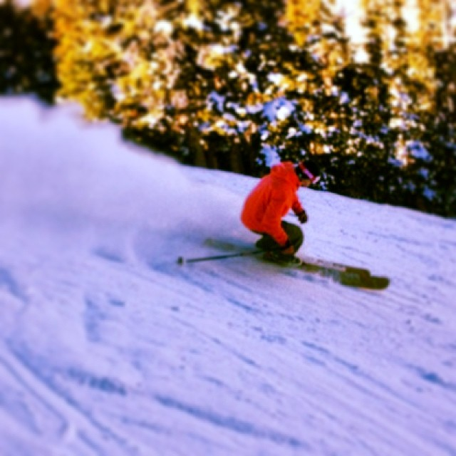 @arapahoe_basin  smooth on Pali  #kiwi #opticnerve #flylow