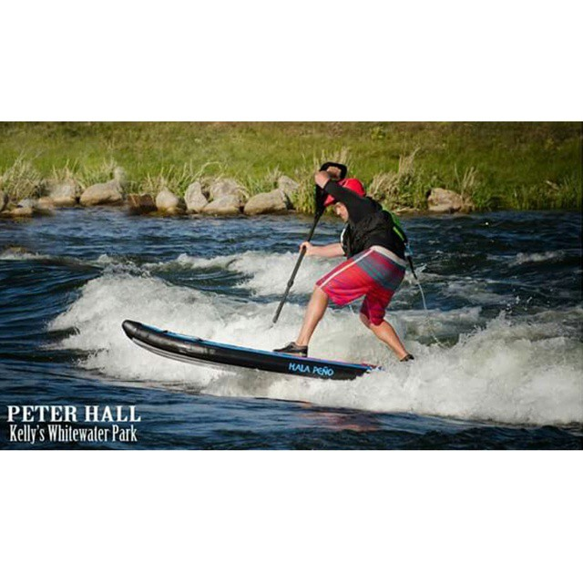"Join Hala Gear's Peter Hall on Saturday and Sunday for a clinic at CKS PaddleFest this weekend! Give yourself a nice bag of tricks to help you stay on your board. ""People will be spinning and moving… and we will probably joust too."" Come up to Buena..."