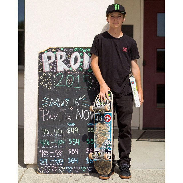 We spent a day with defending Skateboard Big Air gold medalist @tomschaar to find out how the 15-year-old champion is training for #XGames Austin.  Click the link on our profile page to peep @800kamerman's gallery!