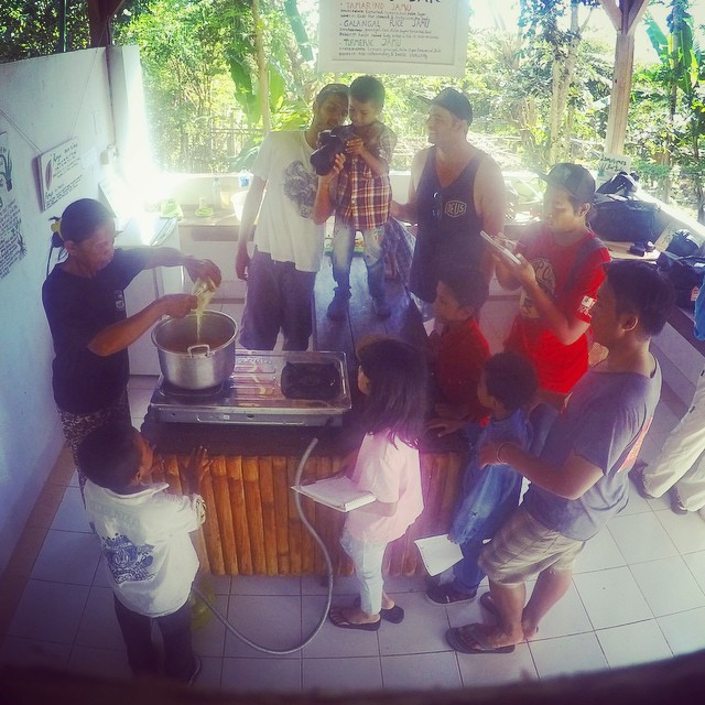 By far some of our smallest #coast2coast participants but definitely some of the mightiest... Children from a local Bali orphanage who are also enrolled in surf lessons with #soulsurfprojectbali made a stop motion video on how to make a traditional...