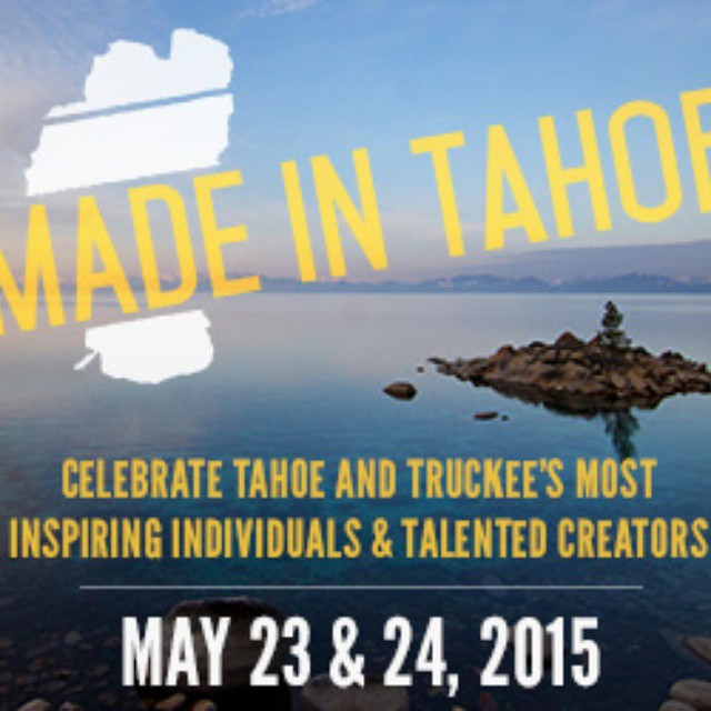 The #MadeinTahoe Festival @squawalpine is almost here!  Tons of great companies, music, drink and more!  We will be there so come say hello!  #festivals #MemorialDay #graniterocx