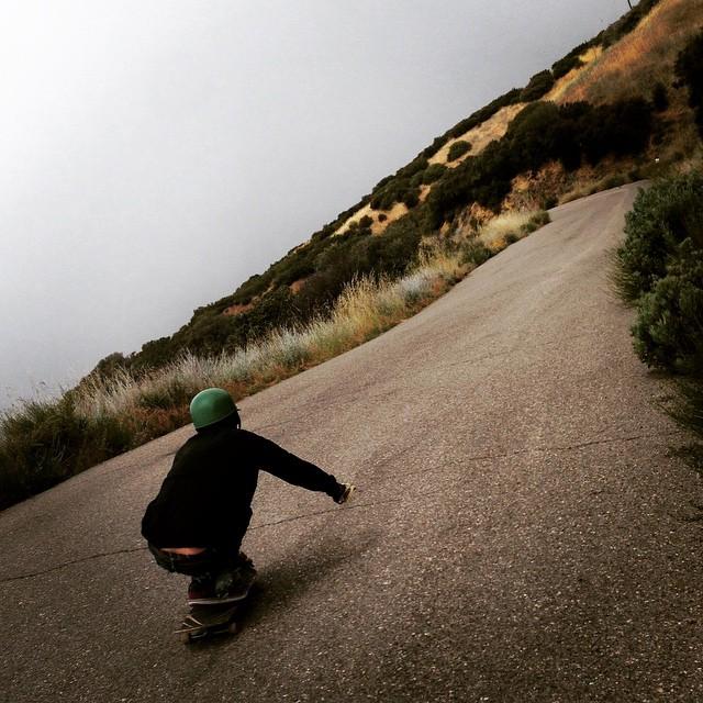 Team rider Dead Fred smashing through the vortex! #deadfred #bonzing #spunk #skateboardingincalifornia
