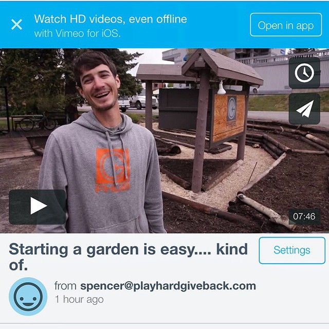 Click the link on our bio to hear more about the $13 garden that has people talking!!! #PHGB #jointhemovement #communitygarden