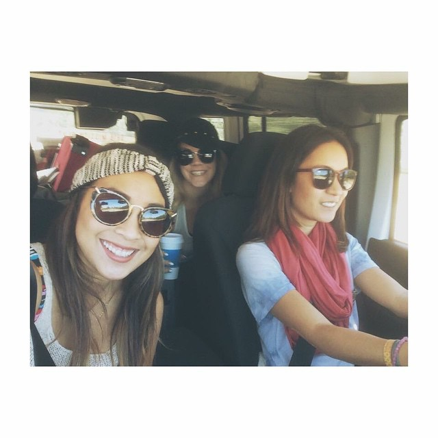 #tbt to our last #roadtrip to @agendashow! See you in 6 weeks #longbeach. #agendawmns #agendashow #luvsurf #tradeshow