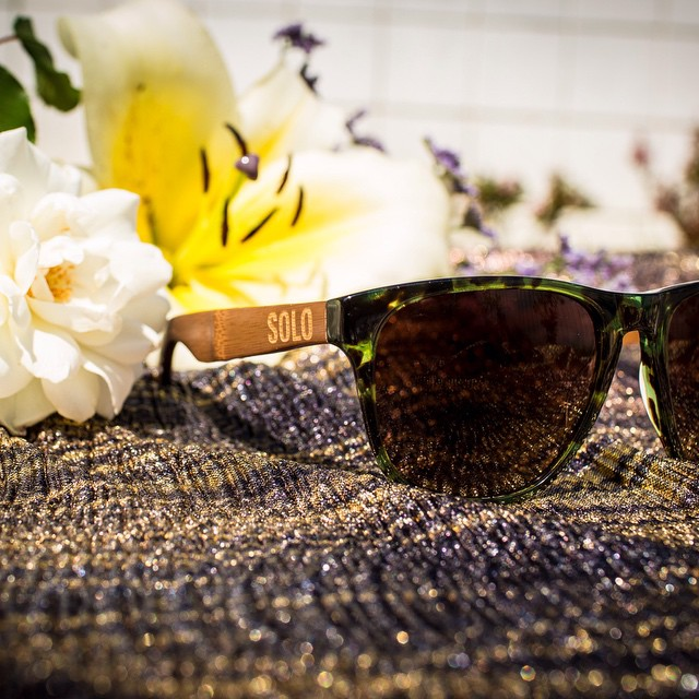 Adopt the pace of nature: her secret is patience. ~Ralph Waldo Emerson Photo by the one and only @__jbphotography__  #nature #flowers #spring #sunglasses #bamboo #ecofriendly #soloeyewear #soloburundi #giveback #explore #california #socal #photography