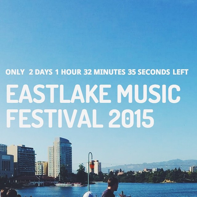 Eastlake Music Festival is this Saturday! Come out to Oakland on the shores of Lake Merritt for some free local music, art and dance. Jump in your party pants and come hang out with us!  #supportlocal #music #art #dance